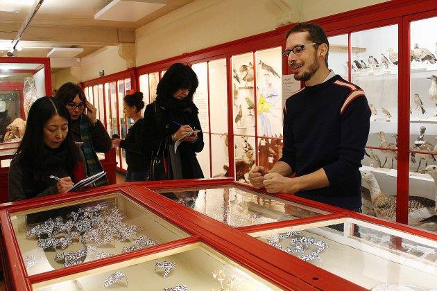 La ronde: place à l'art contemporain dans les Musées rouennais