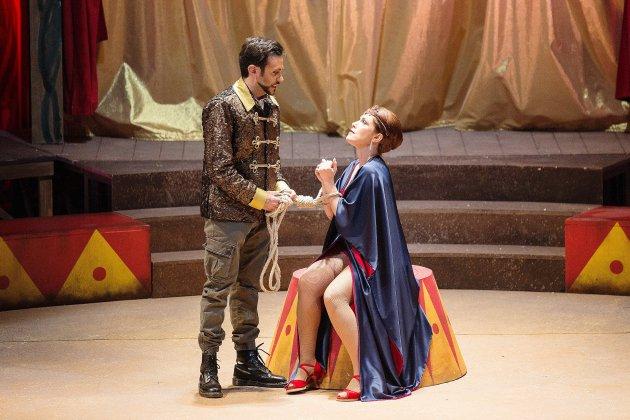 Carmen en opéra participatif au Théâtre des arts à Rouen
