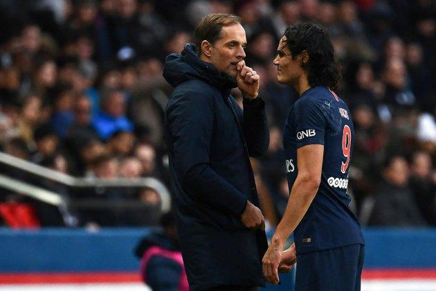 Ligue 1: le PSG s'inquiète pour Cavani, alerte rouge avant Manchester United
