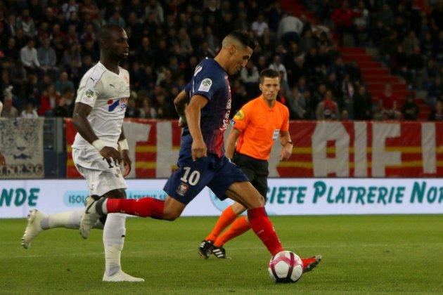 Football (Ligue 1) : Caen plonge dans la zone rouge et dans la crise