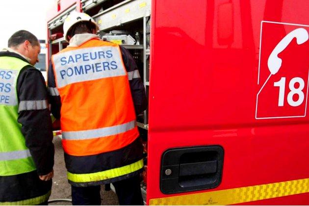 Un blessé grave dans un accident en Seine-Maritime