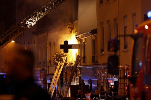 Incendie mortel à Lyon: la piste criminelle privilégiée