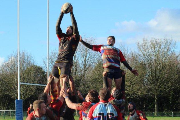 Rugby (Fédérale 3): Battu par Houilles, Caen s'éloigne des play-offs