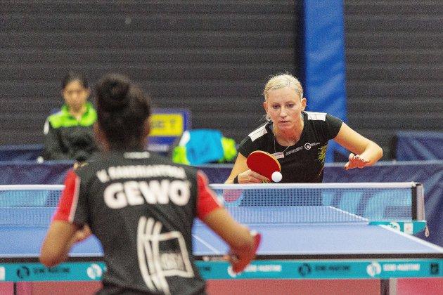 Tennis de table: l'ALCL atteint les demi-finales de la coupe d'Europe