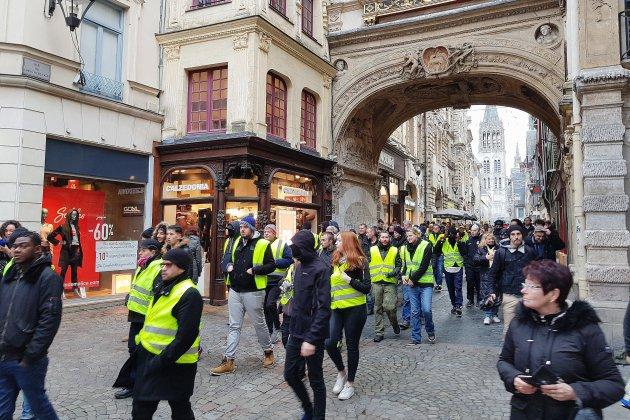 Gilets jaunes: 30 à 40% de perte le samedi midi dans les restaurants à Rouen
