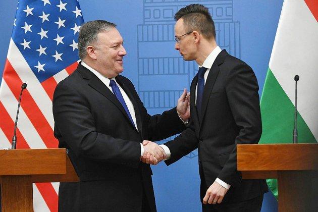 Pompeo met en garde la Hongrie sur ses liens avec Moscou