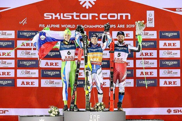 Mondiaux de ski: Pinturault enfin dans son monde