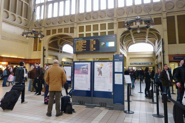 Grand débat: un stand de proximité à la gare de Rouen dès le 28 février