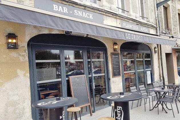 Bonne table: Le Tripot, rue de Geôle à Caen
