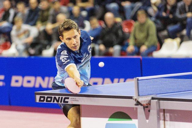 Tennis de table: une rencontre pas si facile pour le SPO Rouen