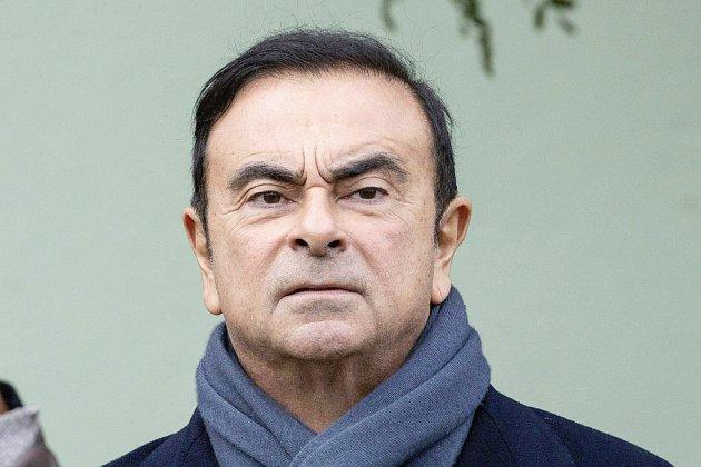 Ghosn perd une partie de sa rémunération et change son équipe de défense