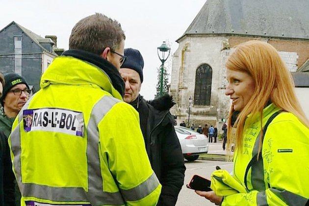 """L'Euroise Ingrid Levavasseur ne mènera pas la liste """"RIC"""" aux européennes"""