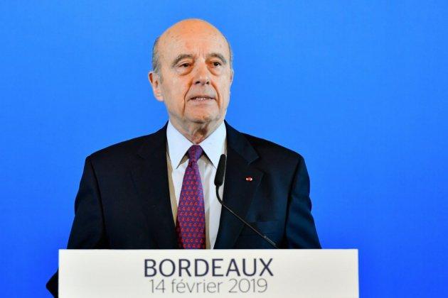 """Juppé abandonne la vie politique, """"l'envie"""" l'a quitté"""