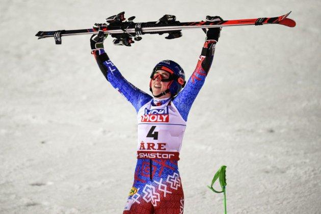 Mondiaux de ski: Petra Vlhova sacrée en géant, première Slovaque en or