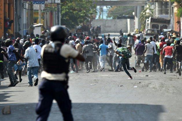 Haïti: le président parle enfin après une semaine de violences
