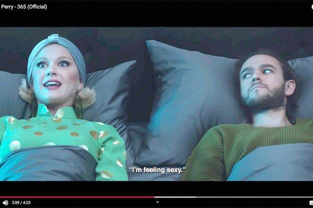 Katy Perry dévoile le single 365 en duo avec le DJ Zedd