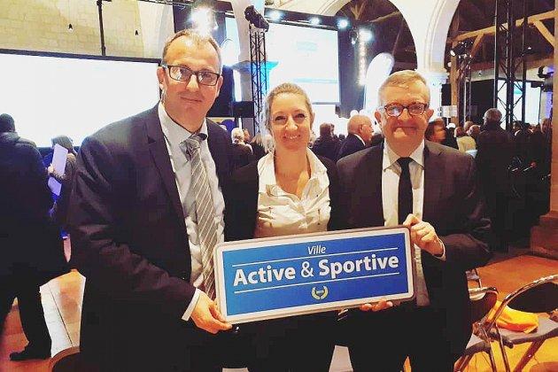 """Label """"Ville active et sportive"""": la ville de Ifs récompensée"""