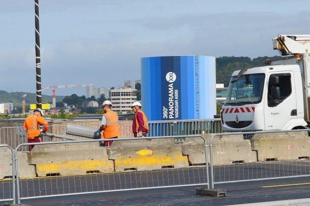 Travaux: des difficultés de circulation autour de la prison à Rouen