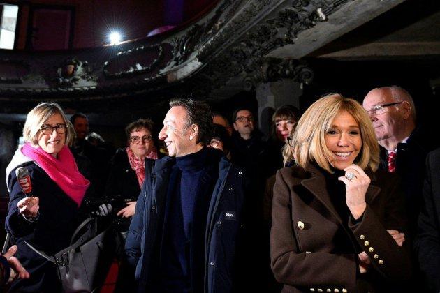 """""""Gilets jaunes"""": Brigitte Macron appelle à la réconciliation"""