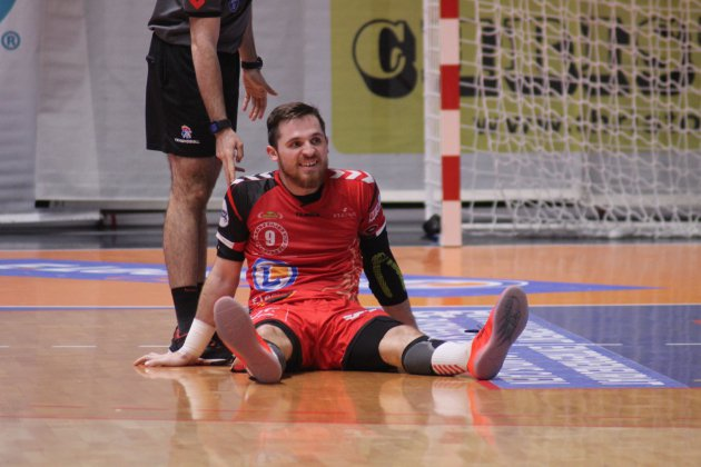 Handball (Proligue). Caen et Vernon se quittent dos à dos (26-26)