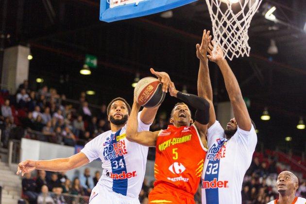 Basket: première historique pour le Rouen Métropole Basket en finale de la Leaders Cup