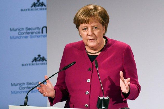 Merkel appelle au désarmement, Pékin, Moscou et Washington freinent