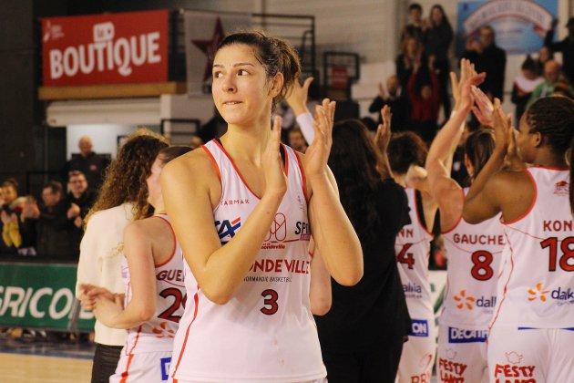 Basket (LFB) : Mondeville subit la loi du plus fort contre Bourges