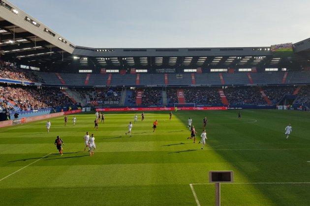 Football Ligue 1, Caen fait un nul face à Strasbourg devant Roland Courbis
