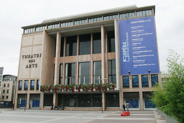Des opéras participatifs à l'Opéra de Rouen