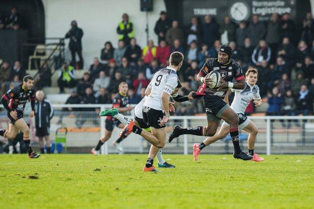 Rugby: Rouen peut toujours viser le grand chelem