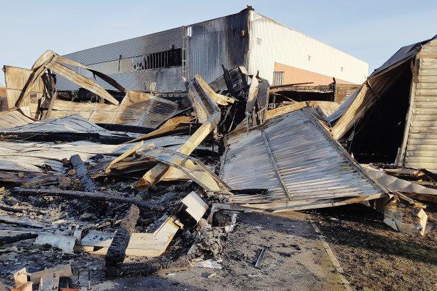 Argentan: après l'incendie de la salle de gym, place à la solidarité