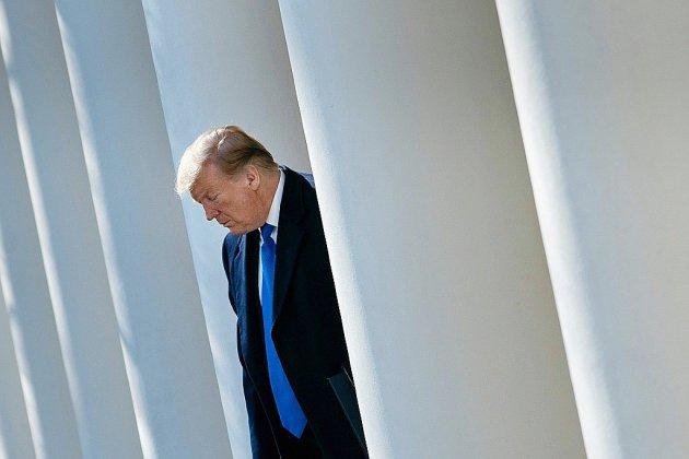 """""""Urgence"""" pour le mur: 16 Etats lancent la bataille judiciaire contre Trump"""