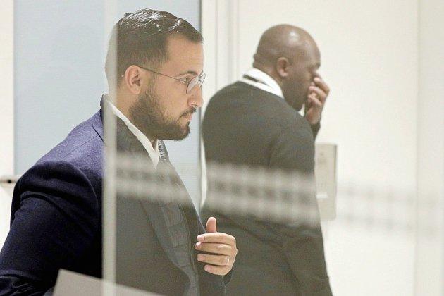 Alexandre Benalla de nouveau entendu par les juges, son contrôle judiciaire en jeu