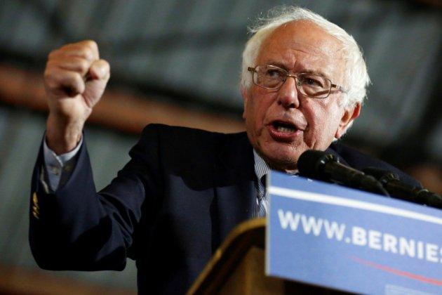 """Bernie Sanders, un """"utopiste"""" devenu """"prophète"""""""