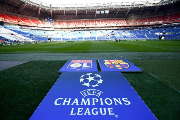 Ligue des champions: Denayer et Terrier, titulaires avec Lyon contre Barcelone