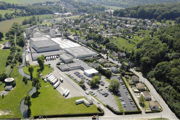 """L'usine de Nutella en Normandie à l'arrêt pour un """"défaut de qualité"""""""