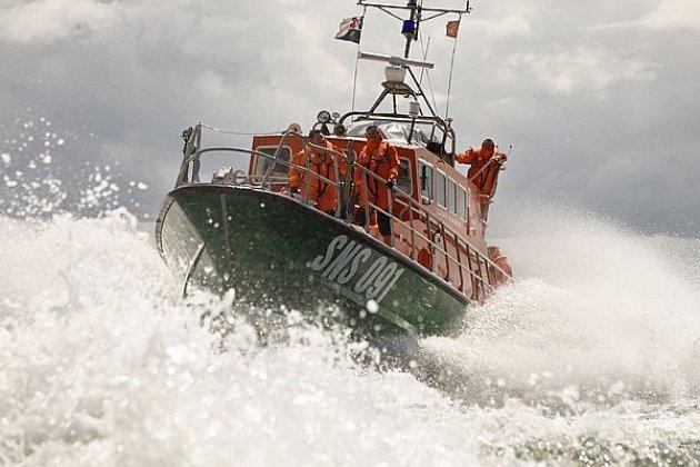 Manche: la SNSM équipe ses bateaux de sauvetage de caméras thermiques