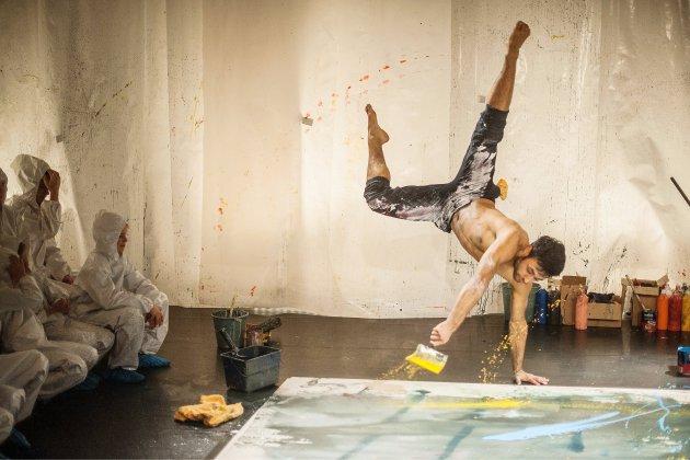 Spring: le festival des arts du cirque fête ses 10 ans en Normandie