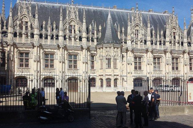 Des travaux programmés dans les tribunaux de Dieppe et Rouen