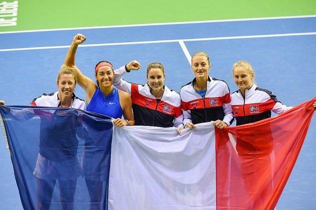 Tennis: Rouen accueillera la demi-finale de Fed Cup!