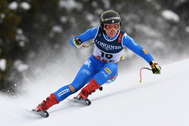 Ski alpin: sans Shiffrin, duel entre Goggia et Stuhec à Crans-Montana