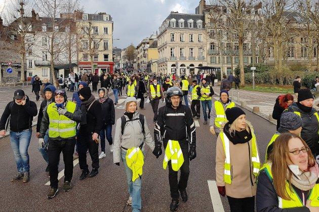 Gilets jaunes : quelle mobilisation en Normandie pour l'acte XV ?