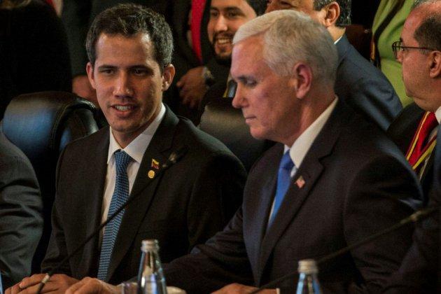 Venezuela: le Groupe de Lima écarte l'usage de la force contre Maduro