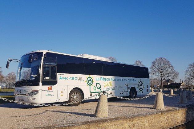 Bus électriques en Normandie: un bilan pas si écolo
