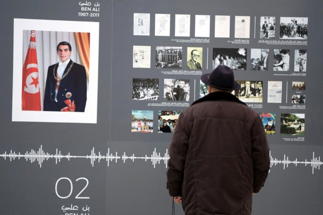 En Tunisie, une exposition pour immortaliser une révolution 2.0