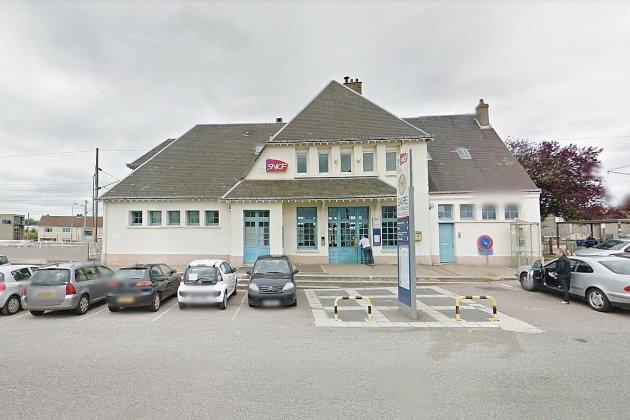 Un train stoppé à Bréauté après la découverte d'un colis suspect