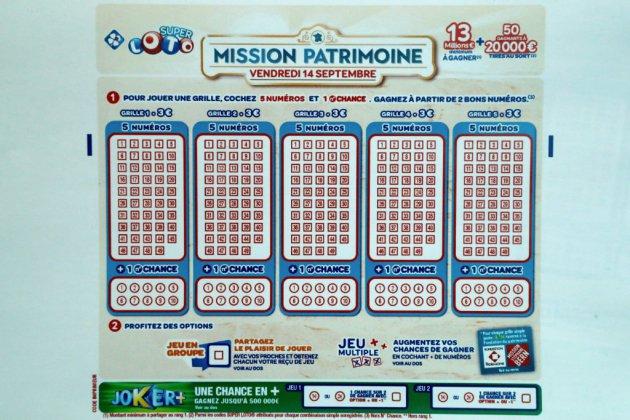 """""""An 2"""" de la Mission Patrimoine: un Loto le 14-Juillet et une gamme élargie de jeux à gratter"""