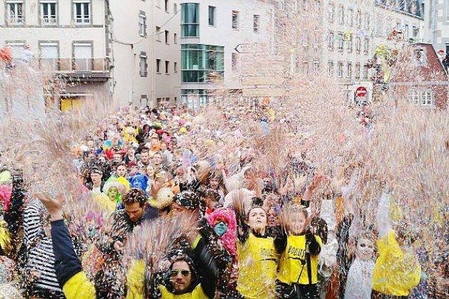 Carnaval de Granville: c'est parti pour cinq jours de folie!