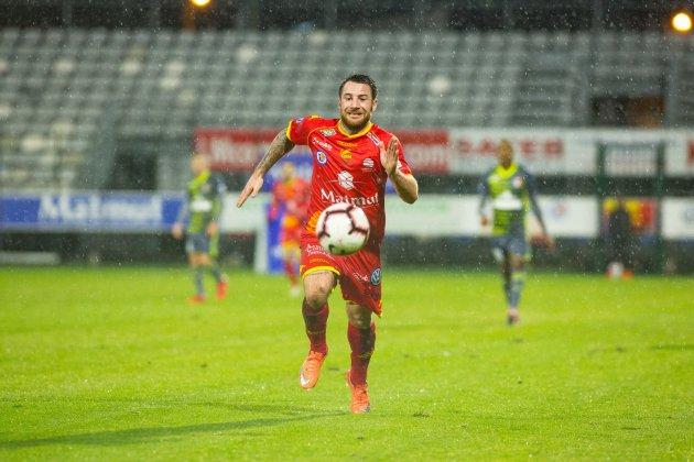 Football (National) :Quevilly-Rouen Métropole marche au ralenti