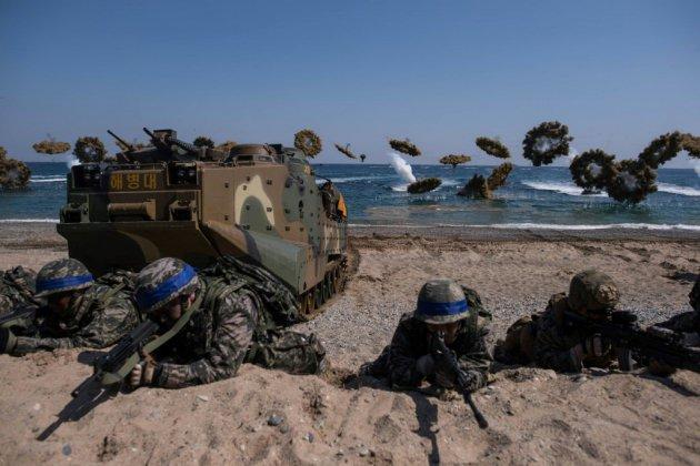 Etats-Unis et Corée du Sud cessent leurs grandes manoeuvres conjointes